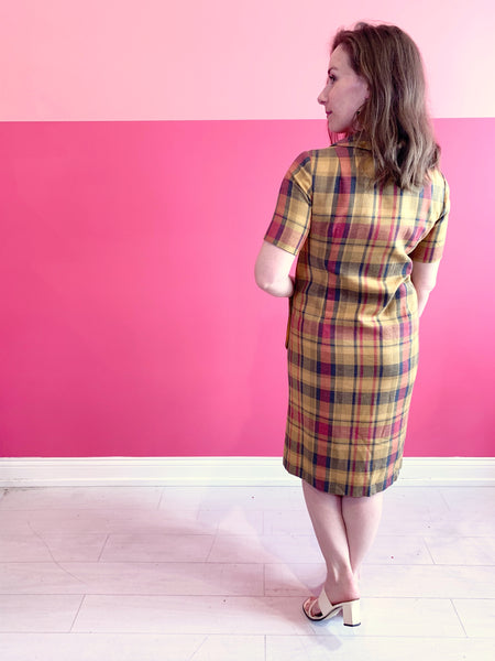 1960s Plaid About You