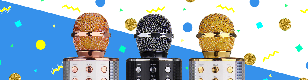 Sing Like A Diva With The 2018 Ultimate Diva Wireless Karaoke Microphone