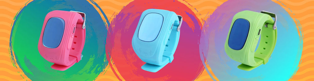 GPS Kids Tracker Watch Guide