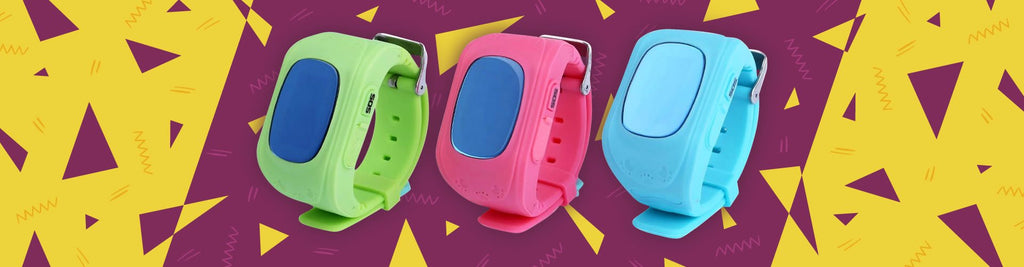 Live Worry-Free With The New GPS Kids Tracker Watch!