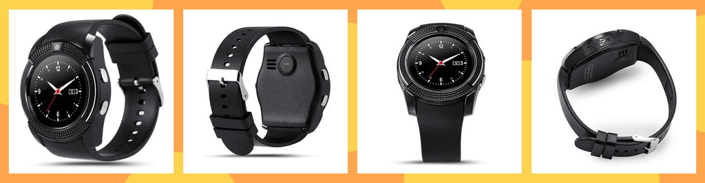 Here's Why The TechComm V8 Smartwatch Is The New Accessory To Complete Your Look