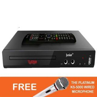 Platinum KS-5 Karaoke Player & The Platinum Kool Sound K-Box 2 KS40 Karaoke Player