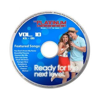 Platinum KS-5 Karaoke Videoke Player w/ 9329 Songs & FREE Mic