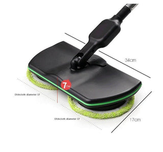 Cordless Electric Magic Mop, Clean and Polish like a Pro