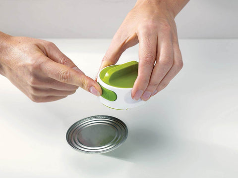 Twist and Release Compact Can Opener
