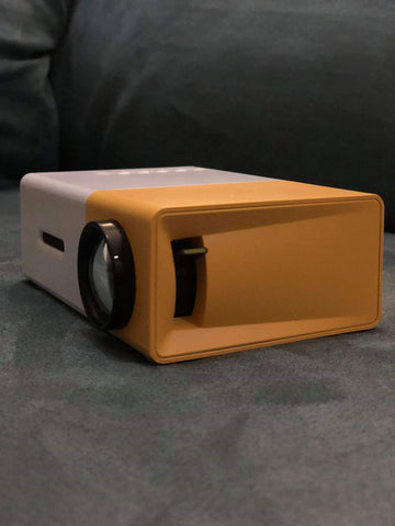 The 1080p Pocket Projector - Free Shipping & COD