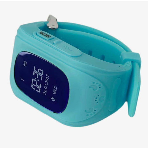GPS Kids Tracker Watch - Best of 2018!