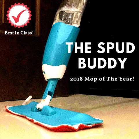 The Spud Buddy Floor Mop