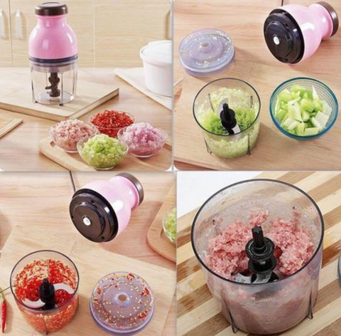 AllStar Electric Food Processor