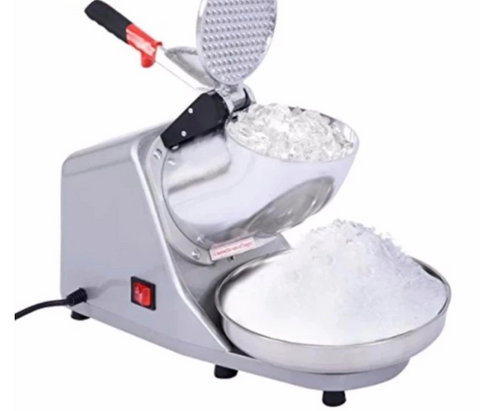 500w Ice Smashing Electric Crusher Machine