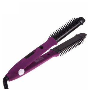 2-In-1 Ionic Styler Pro Hair Curler & Straightener, Perfect for the fashionista