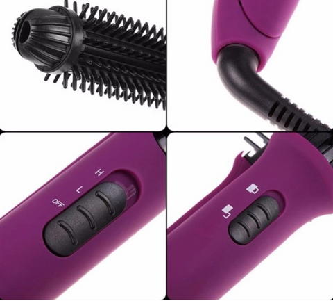 Image of 2-In-1 Ionic Styler Pro Hair Curler & Straightener, Perfect for the fashionista