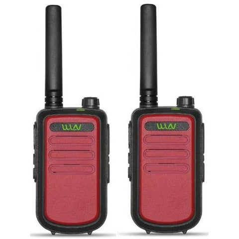 Image of WLN KD-C10 High Power Walkie Talkie (SET OF 2)