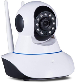 Image of The Ultimate Wireless Smartphone Security Camera 🛡️