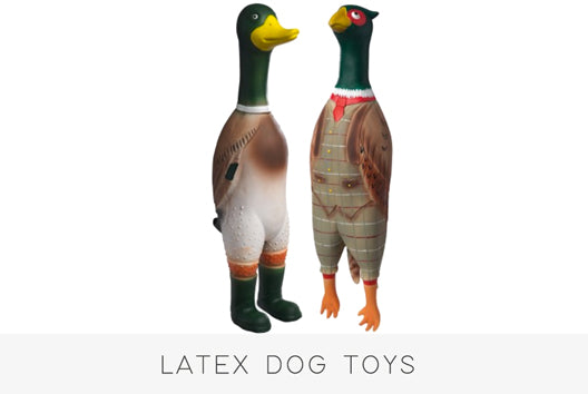 Latex Dog Toys