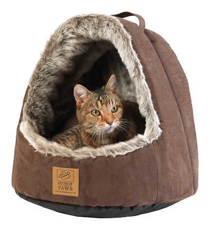 Hooded Arctic Fox Bed