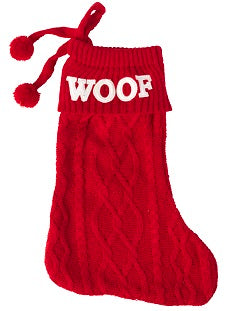 Woof Stocking