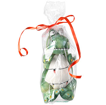 Gift wrapped Tree Rex