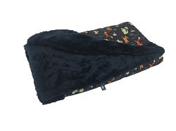 Woodland blanket Navy