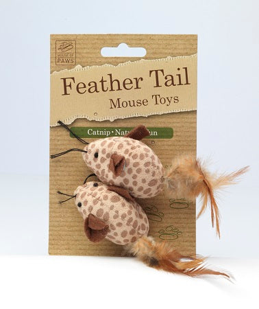 Feather tailed mice 2 pack