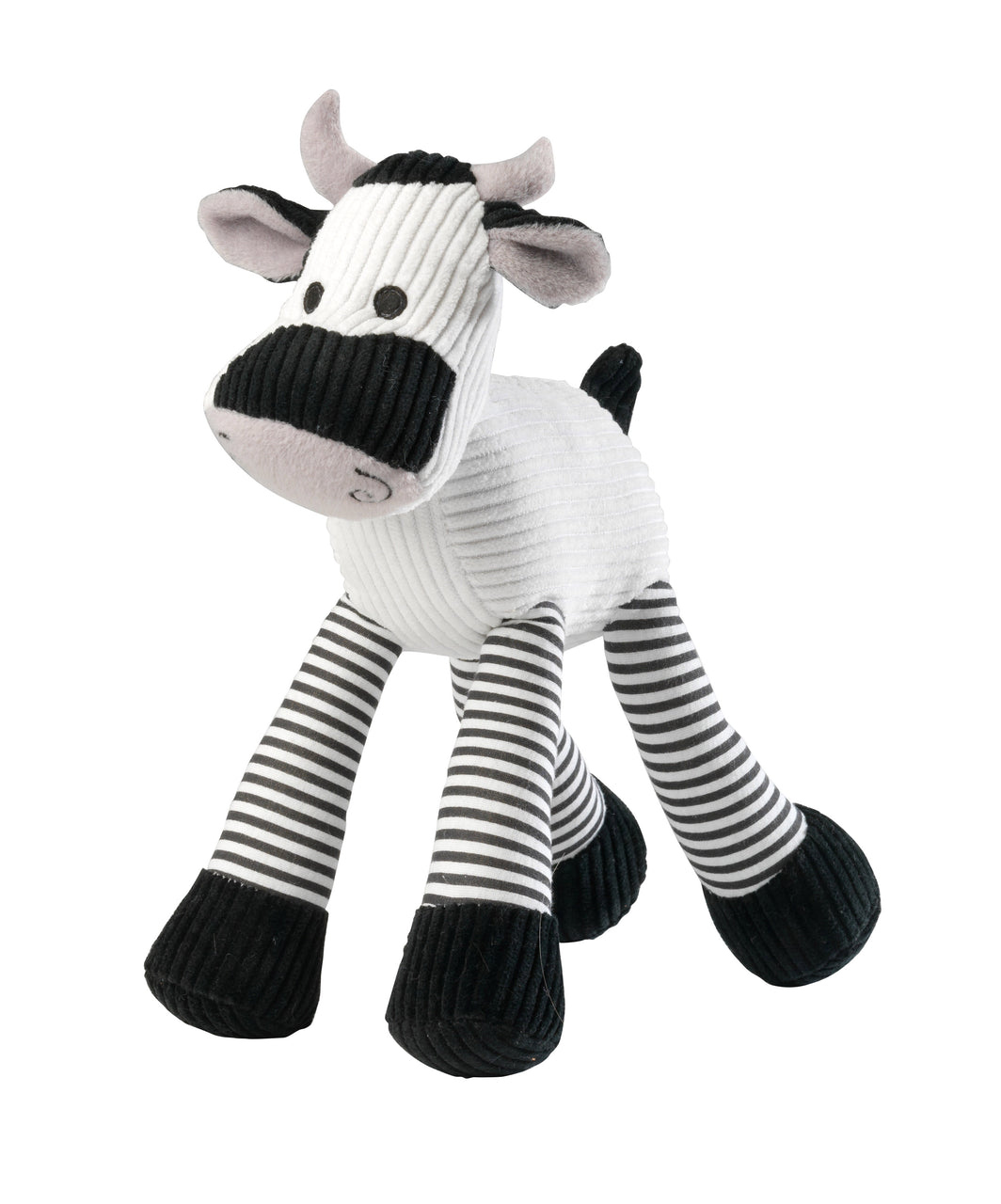 Cow Squeaker Dog Toy