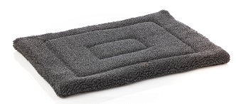 NEW  Berber Crate Mat Grey