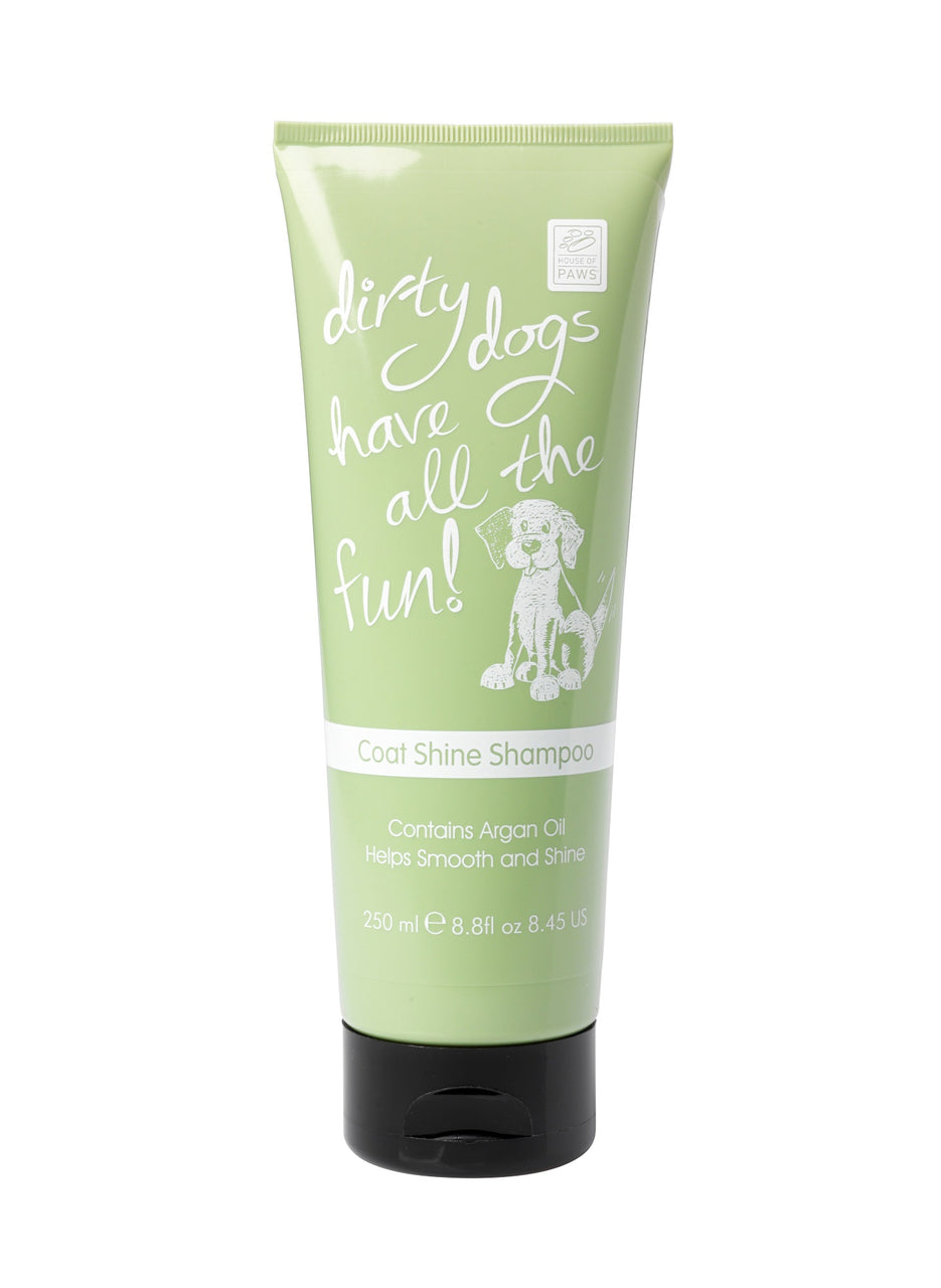 Dirty Dogs Coat Shine Shampoo