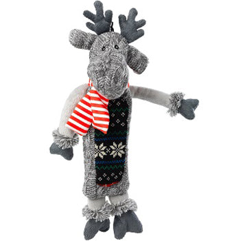 Silent Night Stuffing Free Rudolph