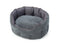 Cord & Water Resistant Oval Bed
