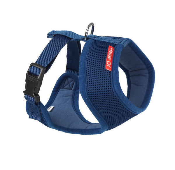 Memory Foam Harness Navy