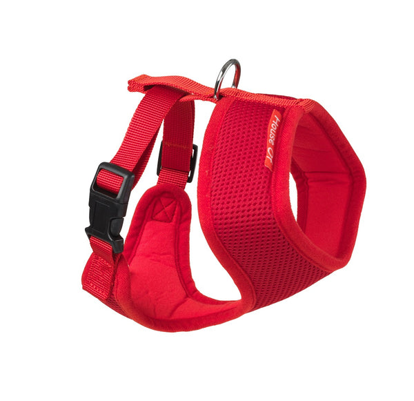 Memory Foam Harness Red