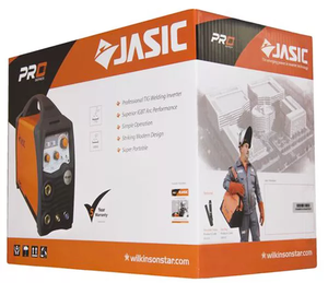 Jasic TIG200 AC/DC Mini Digital Inverter