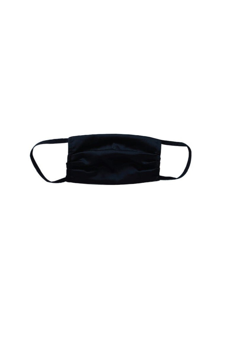 Satin Mask - Black