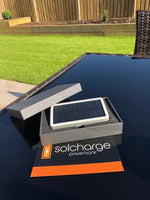 SolCharge Portable Phone Charger