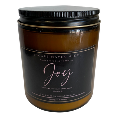 Joy Candle (Pineapple Cilantro)