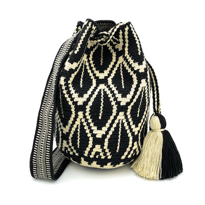 Paris Nights Wayuu Bag