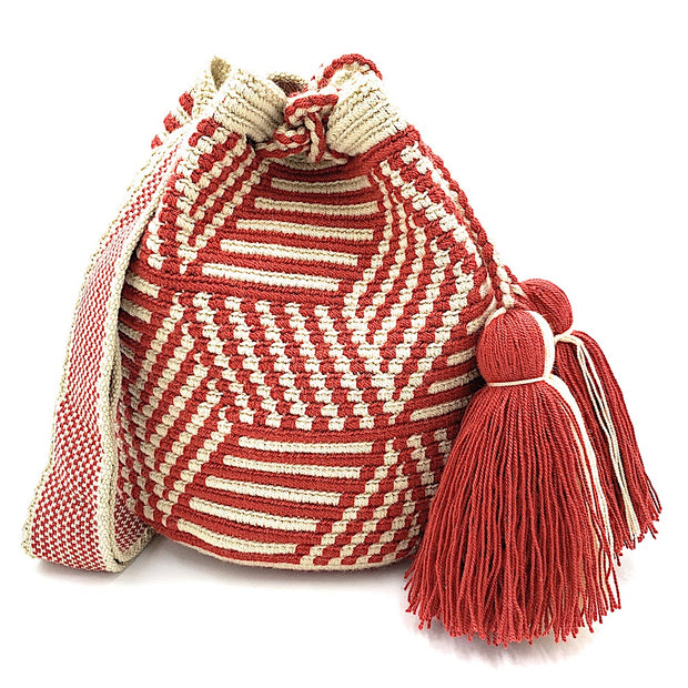 Ivy Rose Wayuu Bag