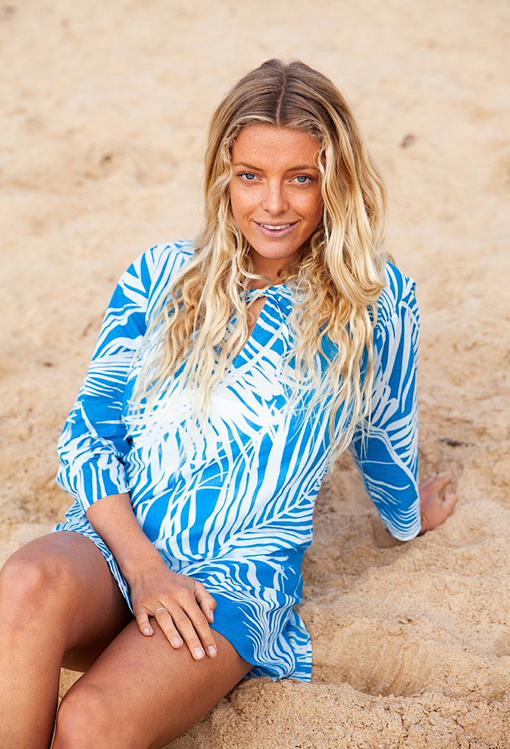 Island View Tunic Coverup - SAVE 40%!