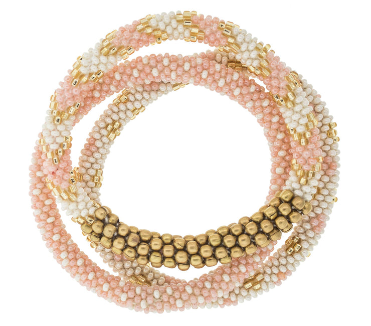 Petal Statement Roll-On® Bracelets - Set of 3