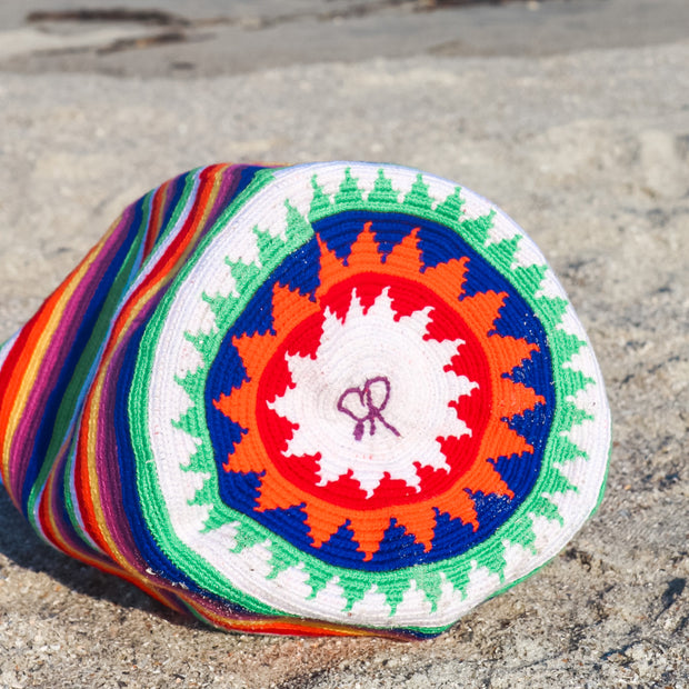 Pride Large Wayuu Bag