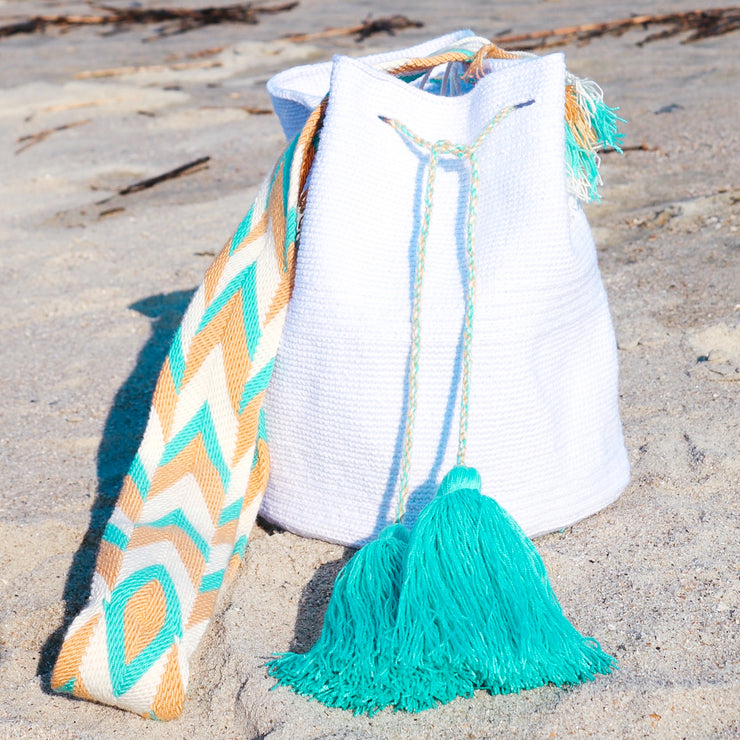 Maui Large Wayuu Bag