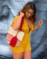Catalina Wayuu Tote Bag