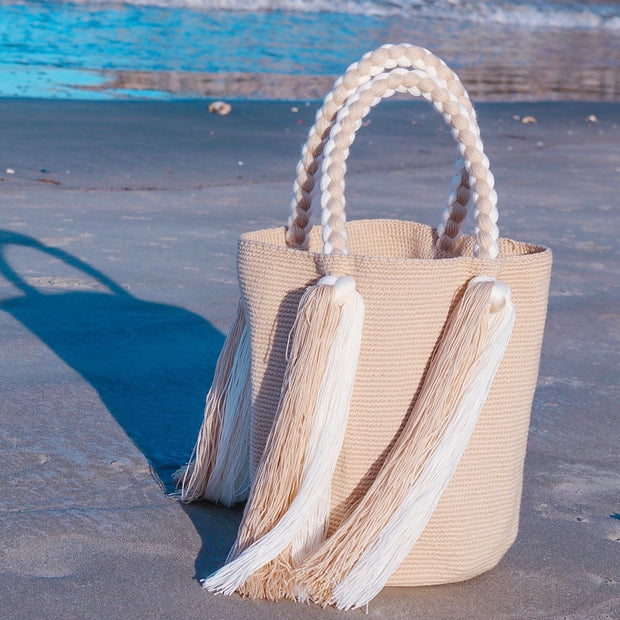 Gypsy Braided Wayuu Mochila