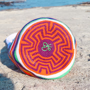 Rainbow Queen Medium Wayuu Bag