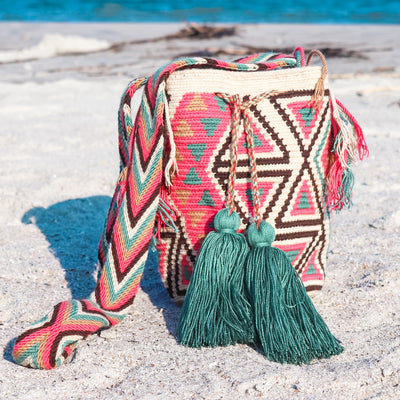 August Medium Wayuu Bag