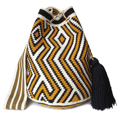 Sadie 1T Large Wayuu Bag