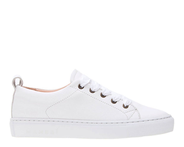 Flat Sneakers - Canyon Cool White