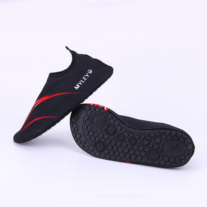 Summer Outdoor Swimming Water Shoes Men And Women Beach Shoes Adult Unisex Flat Soft Walking Lover yoga Shoes sneaker