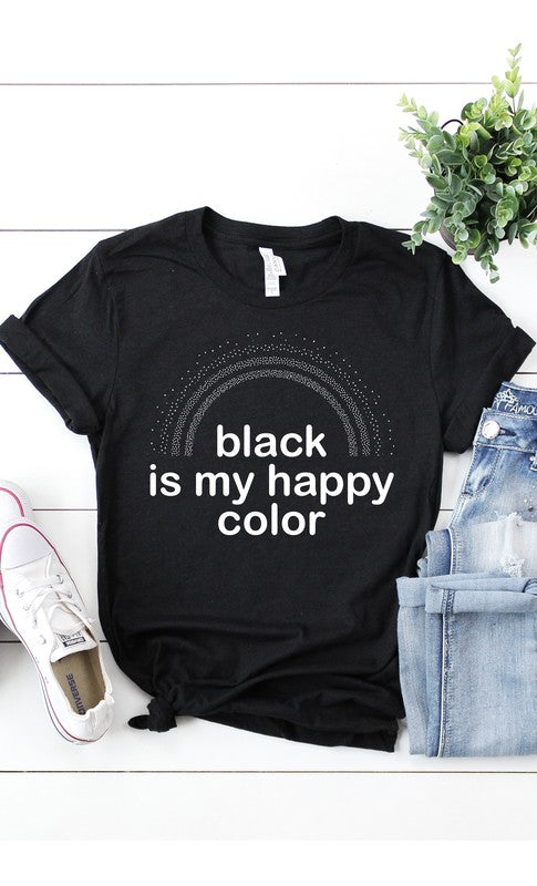 Black is my Happy Color