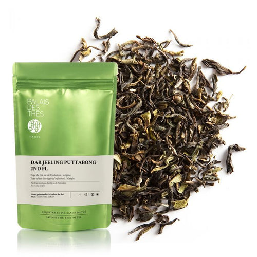 Darjeeling Puttabong F.T.G.O.P second flush